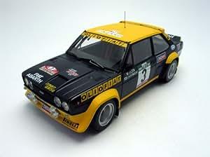 Kyosho - KYOS08372B - Véhicule Miniature - Fiat 131 Abarth Olio Fiat - Echelle 1/18