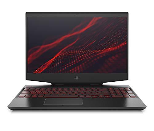 "HP OMEN 15-dh0016nf PC Portable Gaming 15,6"" FHD Noir (Intel Core i7, 8 Go de RAM, SSD 512 Go, Carte graphique NVIDIA GeForce RTX 2060, Windows 10)"