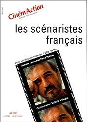 Les scénaristes français Dictionnaire : Avec un dictionnaire de 1200 noms