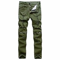 Cebbay Pantalones de Hombre...