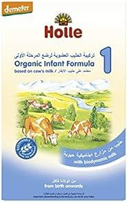 Holle Organic Infant Formula 1, 500G