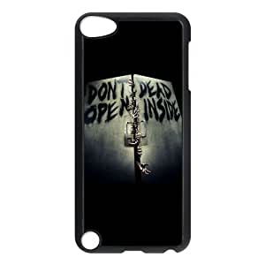 Coutume The Walking Dead Coque IPod Touch 5, Slicoo Etui de protection couvert de plastique Ipod Touch 5 5G 5th coque-Couche Coque Case pour iPod Touch 5/5G/5th Generation