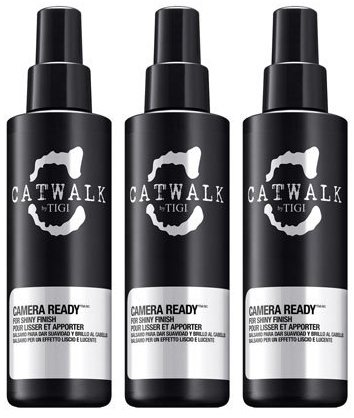 Tigi Catwalk Camera Ready Shine Spray Triple Pack (3 x 150ml)