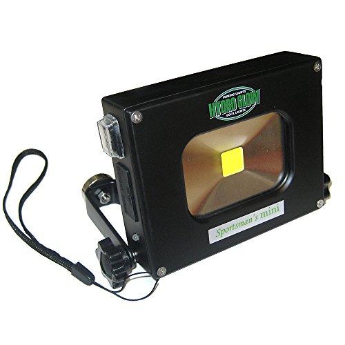 Hydro Glow SM10+ 10W Personal Flood Light w/Handle - USB - Hydro-stick