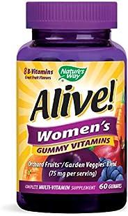 Alive Nature's Way Women's Gummy Vitam