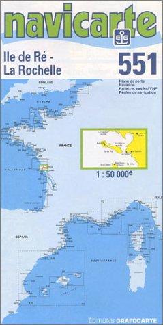 Ile de Re-la Rochelle par Collectif