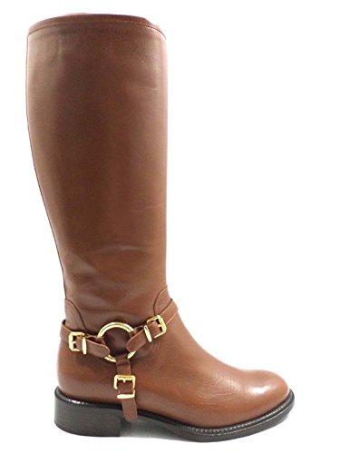 LUCIANO PADOVAN stivali donna cuoio pelle (40 EU)