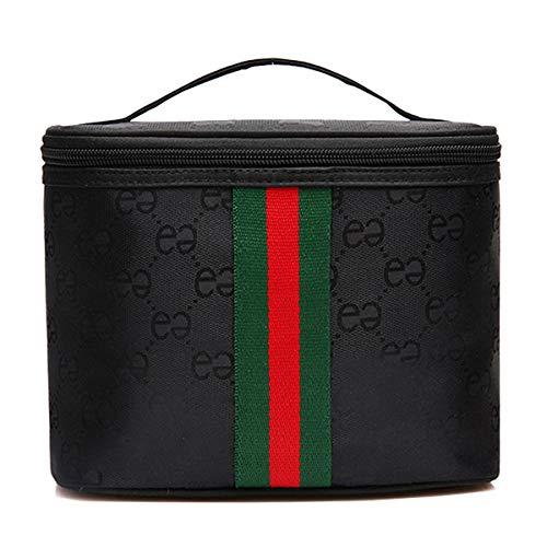 2019 frauen neue trend bucket bag, handtasche, kosmetik aufbewahrungstasche neueste auflistung (Schwarz,21cm*15cm*16cm)