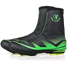 Shinmax Cubierta de Zapatos, Zapatillas de Ciclismo para Deportes al Aire Libre Zapatillas para Calzado