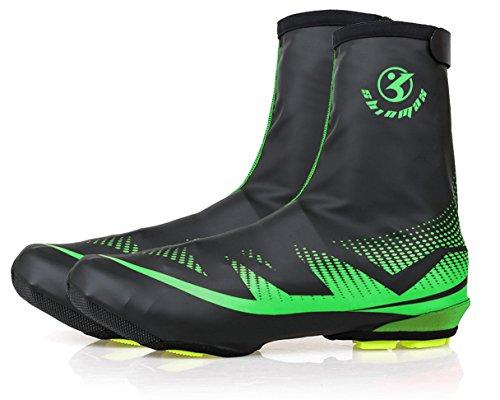 Shinmax Cubierta de Zapatos, Zapatillas de Ciclismo para Deportes al A