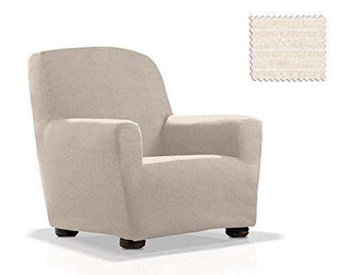 JM Textil Elastische Sessel-Husse Simba Größe 1 Sitzer (von 70cm bis 110cm) Farbe 00