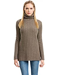 Turtleneck Jumper - 100% Tibetan Yak Wool - by Citizen Cashmere