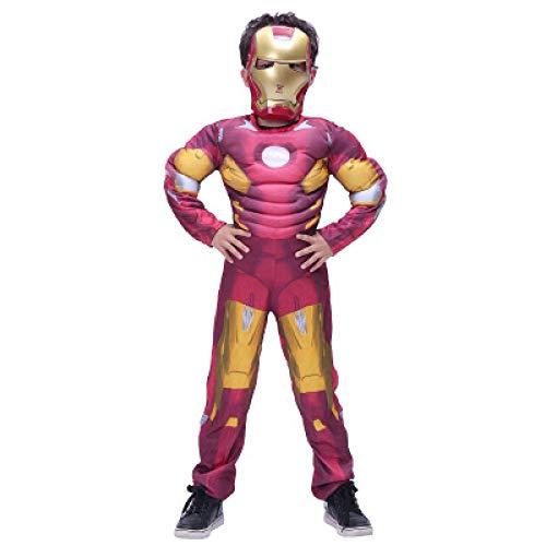 2REMISE Disfraz De Halloween Niños Vengadores Iron