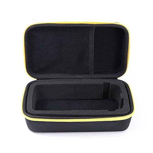 XZANTE Cubierta De Viaje De Transporte Eva Bolsa Bolso Funda para 117/115/116/114/113 / 88V / F15B + / F17B + / F18B + Y Más Multímetro Digital