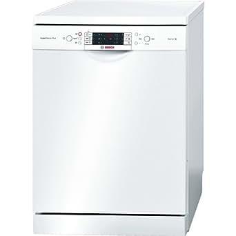 Bosch SMS63M42EU Autonome 13places A++ lave-vaisselle - lave-vaisselles (Autonome, Blanc, Blanc, 13 places, 40 dB, A)