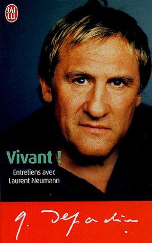 Vivant ! par Gerard Depardieu