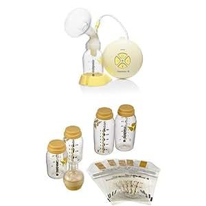 Handhabung und Lagerung von Muttermilch