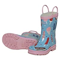 Hatley Kids Cr ICY Treats Wellingtons Boot