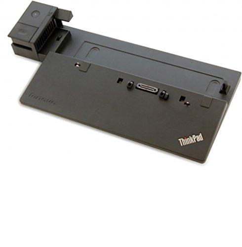 Lenovo 40A00065EU - Base de conexión para ordenador portátil, negro