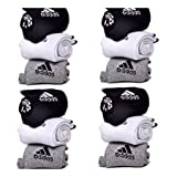 #9: Royal Socks With ADS Logo Sports Ankle Length Cotton Towel Socks in White, Black , Grey Color-Pack Of 12 Pairs