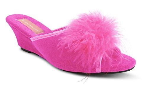 Dunlop, Pantofole donna Fuchsia