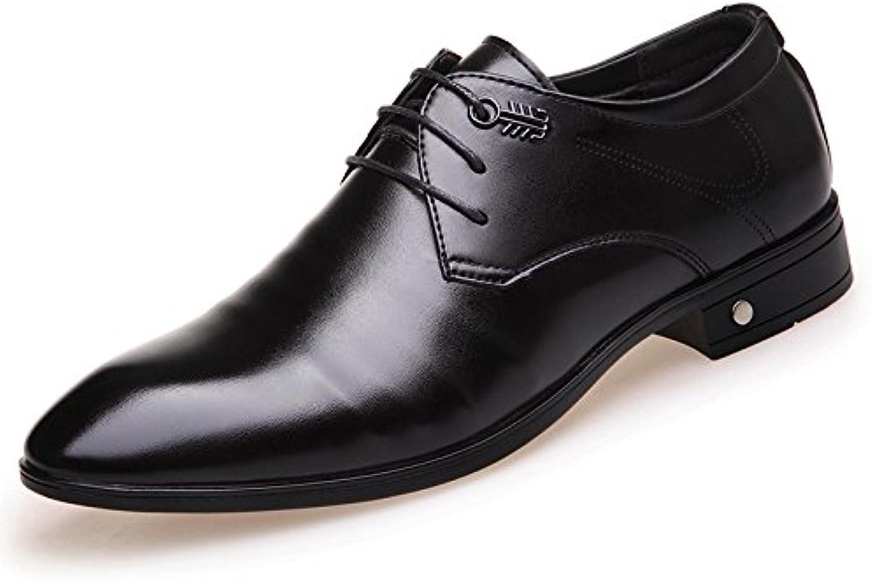 Business Männer Kleid Schuhe Lace up Casual Low Schuhe Breathable Single Schuhe