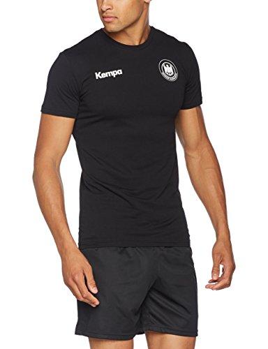 Kempa Dhb Deutschland T-Shirt Herren, schwarz, XXXL