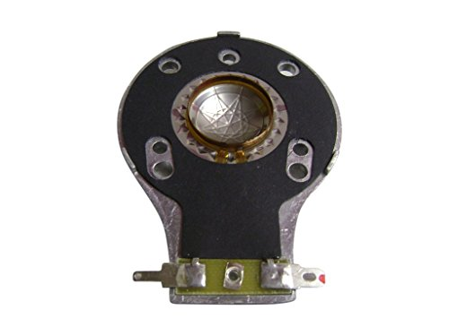 L Membran Ersatz Metall Passend f¨¹r JBL 2412H-1 2412H 2412 ()