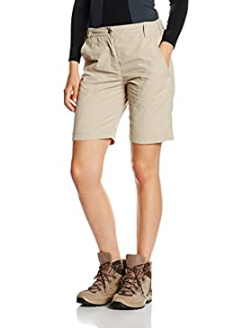 SALEWA Pantaloncini Donna, Marrone (Walnut), 48/42 (XL)