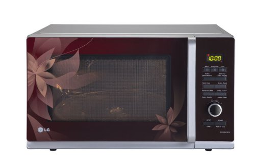 LG-32-L-Convection-Microwave-Oven-MC3283FMPG-Wine-Red-Floral