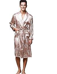 3af4ddf9da Amazon.co.uk  Green - Dressing Gowns   Kimonos   Nightwear  Clothing