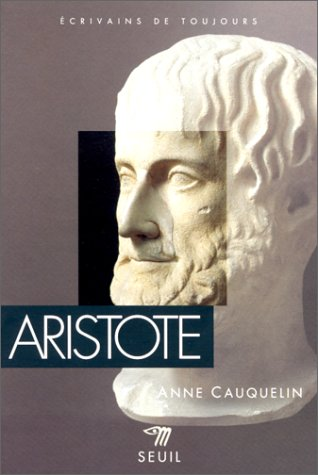 Aristote par Anne Cauquelin