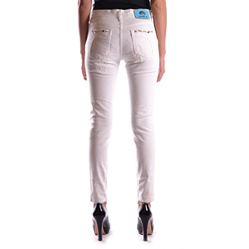 Turquoise Jeans PC289 Weiß