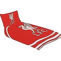 UKSoccershop Liverpool F.C. Single Duvet Set PL