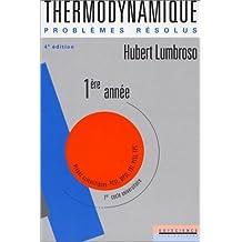 livre lumbroso thermodynamique gratuit