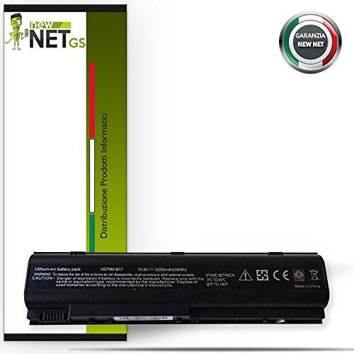 Batería para HP 382552001, 382552–001, 383492–001, 383492001de 5200mAh 10.8V-11.1V compatible con Pavilion ZE2055EA-PS730EA, ZE2058EA-PW958EA ZE2002AP-PT362PA, ZE2002EA-PS728EA
