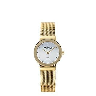 Skagen Women's Watch 358SGGD (B0000C9ZCY) | Amazon price tracker / tracking, Amazon price history charts, Amazon price watches, Amazon price drop alerts