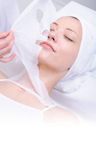 Collamask CLEAR & DETOX Gewebemaske für Gesicht und Hals