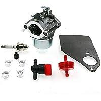 JRL Kit de Juntas de carburador para Briggs & Stratton 699831 694941 499158 499163