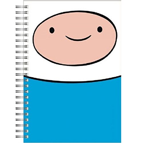 Anker A5 Adventure Time Soft Cover Notebook