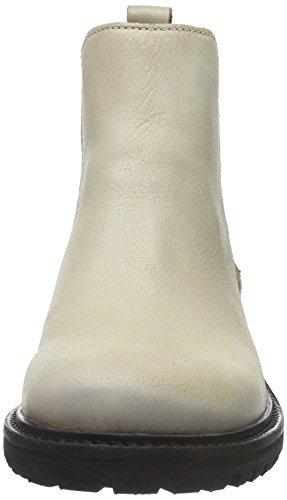 Hilfiger Denim - B1385edford 7a, Stivali bassi con imbottitura leggera Donna Bianco (Weiß (Winter White 112))
