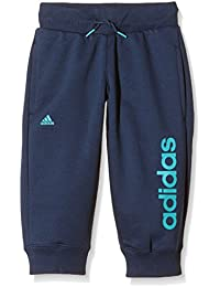 Adidas Essentials Pantalon 3/4 Fille Linear