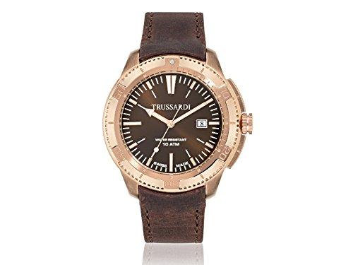 montre heure seulement Trussardi pour homme Sportsman R2451101001 style décontracté cod. R2451101001