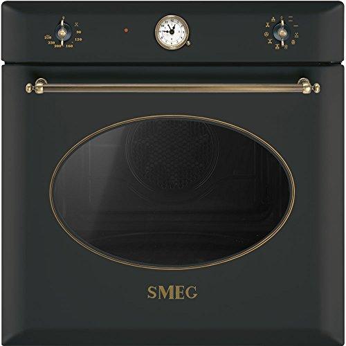 Smeg horno eléctrico de integrado sf855ao Capacidad 79L termoventil