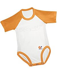 Mebby Body Up Four Seasons Baby Grow Short Sleeved Vest