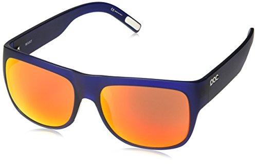 POC Want Gafas de Sol, Unisex Adulto, Negro (Navy Black Translucent), Talla Única