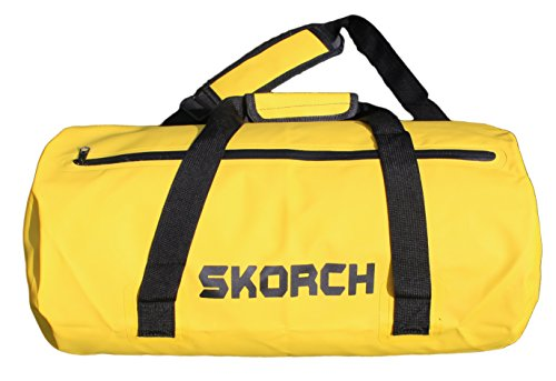 Water Resistant Duffle Bag 10x20 Inch (25x50cm). Matching Shoulder Strap.
