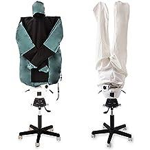 EOLO Planchasecadora Leonardo SA05 Seca y plancha en automático camisas, camisetas, pantalones y varias prendas de vestir.