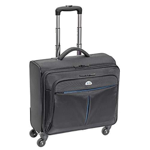 PEDEA Business trolley da viaggio nero