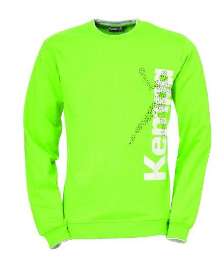 Kempa - PLAYER - Maglione sportivo da uomo, Verde, XXS